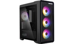 Zalman M3 Plus RGB Window black