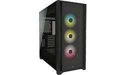 Corsair iCUE 5000X RGB Window Black