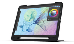 "Zagg Slim Book Go Apple iPad Pro 11"" 2018 Keyboard Cover Black"