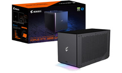 Gigabyte Aorus GeForce RTX 3080 Gaming Box 10GB