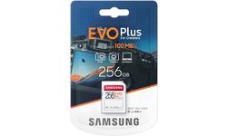 Samsung Evo Plus SDXC UHS-I 256GB