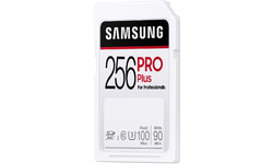 Samsung Pro Plus SDXC UHS-I 256GB