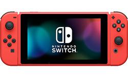Nintendo Switch: Mario Edition Red/Blue