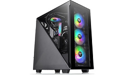 Thermaltake Divider 300 RGB Window Black