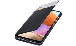 Samsung Galaxy A32 4G Cover S-View Wallet Cover Black