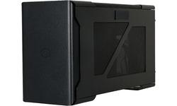 Cooler Master MasterCase EG200 + V SFX Gold 550W Black