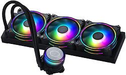 Cooler Master MasterLiquid ML240L Illusion aRGB 360mm Black