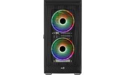 Aerocool Graphite V3 RGB Window Black
