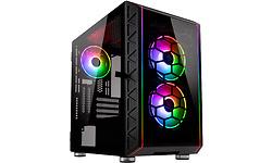 Kolink Citadel Glass SE RGB Window Black