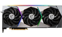 MSI GeForce RTX 3070 Ti Suprim X 8GB