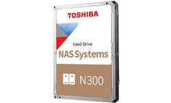 Toshiba N300 NAS 8TB