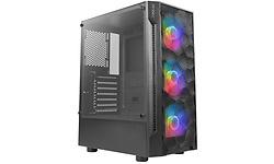 Antec NX260 RGB Window Black