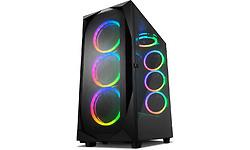 Sharkoon REV300 aRGB Window Black
