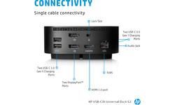 HP USB-C G5 Dock Black