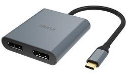 Akasa AK-CBCA18-18BK USB grafische adapter
