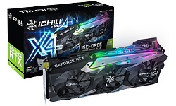 Inno3D GeForce RTX 3070 iChill X4 8GB (LHR)