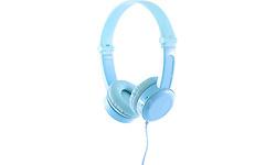 Buddyphones Travel Blue