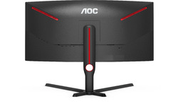 AOC Gaming CU34G3S Black
