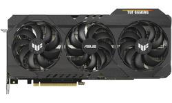 Asus TUF Gaming GeForce RTX 3080 OC 10GB V2