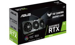 Asus TUF Gaming GeForce RTX 3070 OC 8GB (LHR, V2)