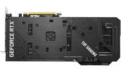 Asus TUF Gaming GeForce RTX 3060 Ti 8GB (LHR, V2)