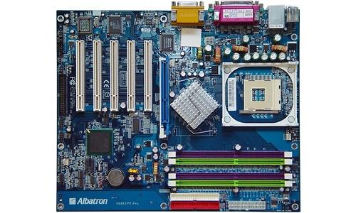 Albatron PX865PE Pro