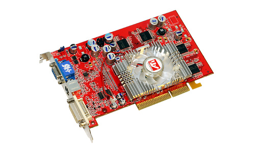 HIS Excalibur Radeon 9600 Pro