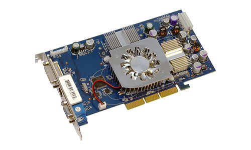 XFX GeForce FX 5600 Ultra