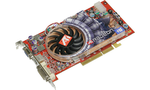HIS Excalibur Radeon 9800 XT