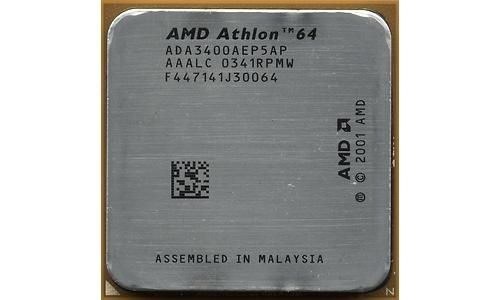 AMD Athlon 64 3200+ 754