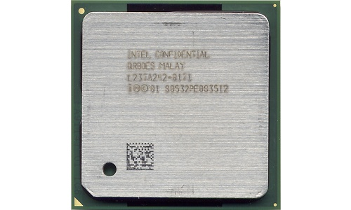 Intel Pentium 4 3.2 GHz EE