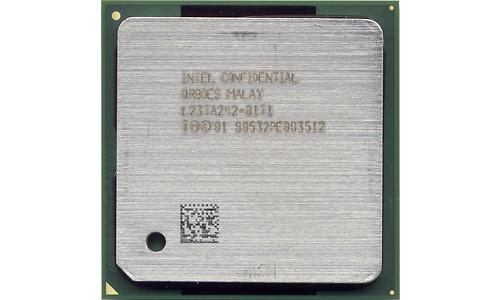 Intel Pentium 4 3.4E GHz
