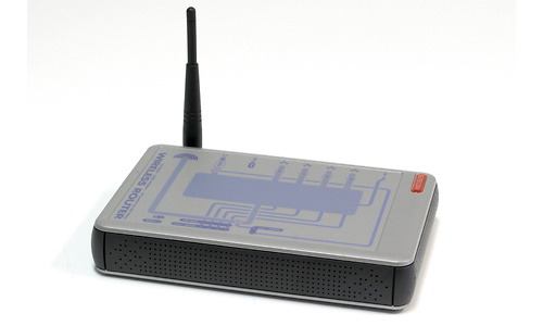 Sitecom Wireless Network ADSL Router 54g+