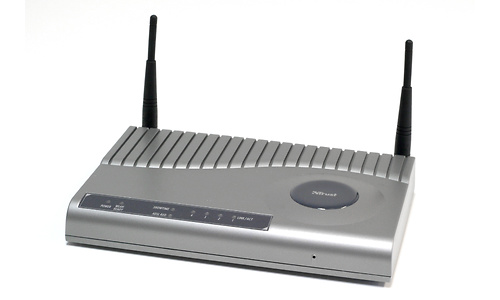 Trust 585A Wireless ADSL Modem-Router-Access Point