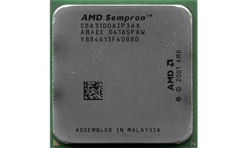 AMD Sempron 3100+ 754
