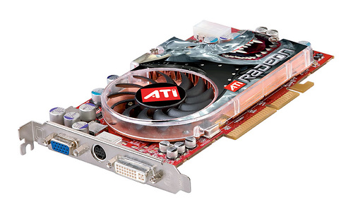 ATI Radeon X800 XT AGP