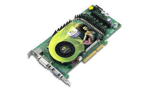 Nvidia GeForce 6800 GT AGP