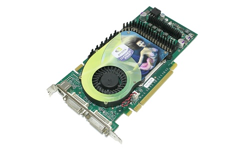 Nvidia GeForce 6800 GT