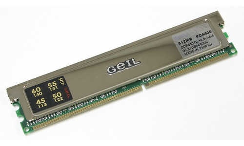 Geil Ultra 1GB DDR550 kit