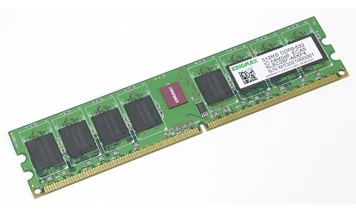 Kingmax Mars 1GB DDR2-533 kit
