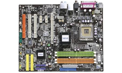MSI 945P Platinum