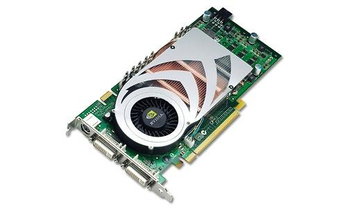 Nvidia GeForce 7800 GTX SLI