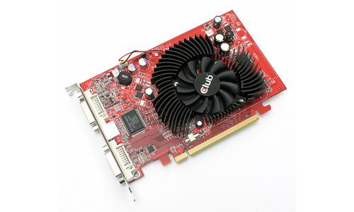 Club 3D Radeon X1600 XT