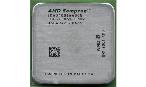 AMD Sempron 3400+ AM2