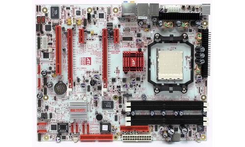 ATI Crossfire Xpress 3200 Socket AM2 Reference Board