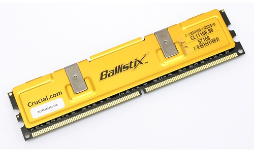 Crucial Ballistix 1GB DDR2-800 kit