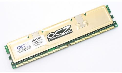 OCZ Gold 1GB DDR2-800 kit