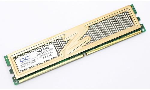 OCZ Gold XTC 1GB DDR2-667 kit