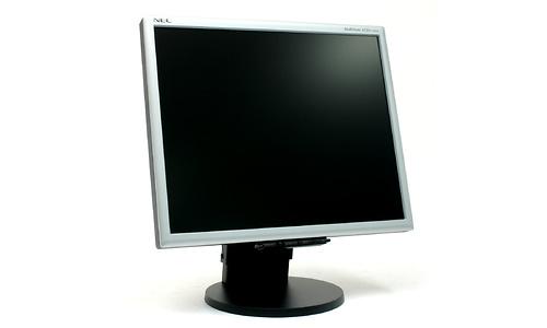 NEC MultiSync LCD1770NX Silver/Grey