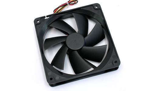 Akasa Black Fan 120mm